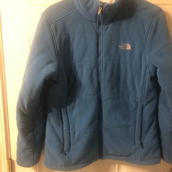 The North Face Jackets & Blazers - The North Face Women's Fleece winter coat Sz L